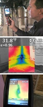 infrared building surveyor